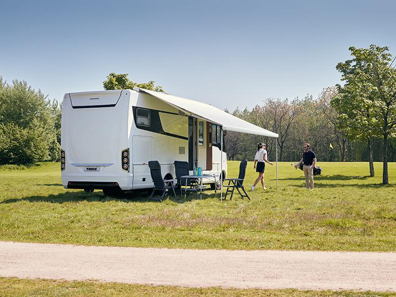 Camper en caravanproducten