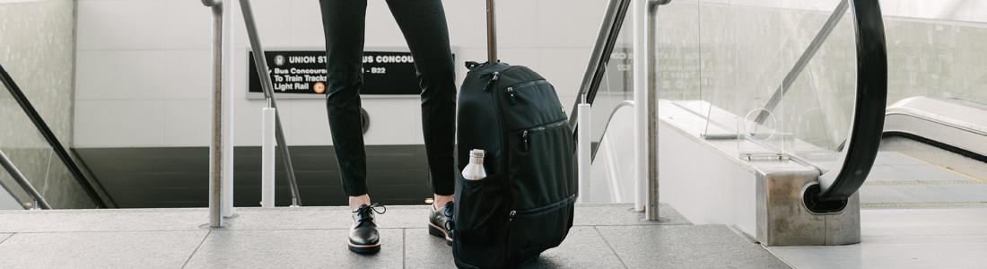 Trekkers- en reisrugzakken
