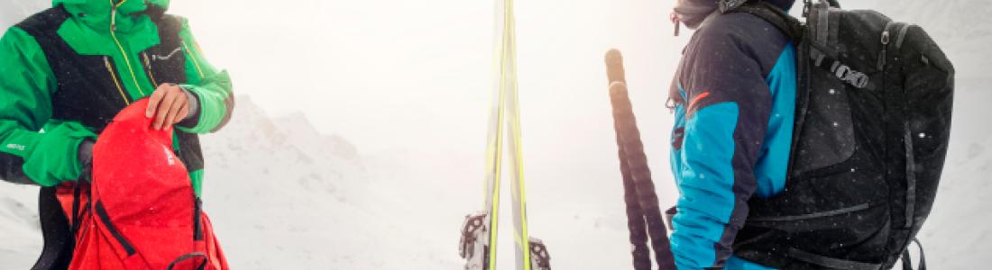 Ski en snowboard rugzakken